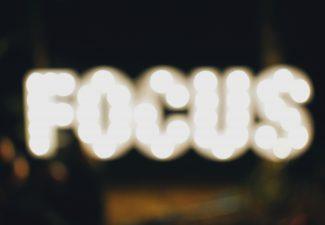 Fokus under distansstudierna